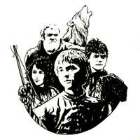 Bran Stark Story by Hummingbird26
