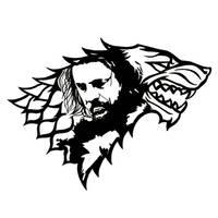 Eddard Stark by Hummingbird26