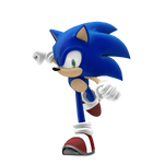 Sonic The Hedgehog- SA2 Style