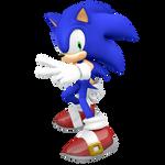 Random Sonic Render
