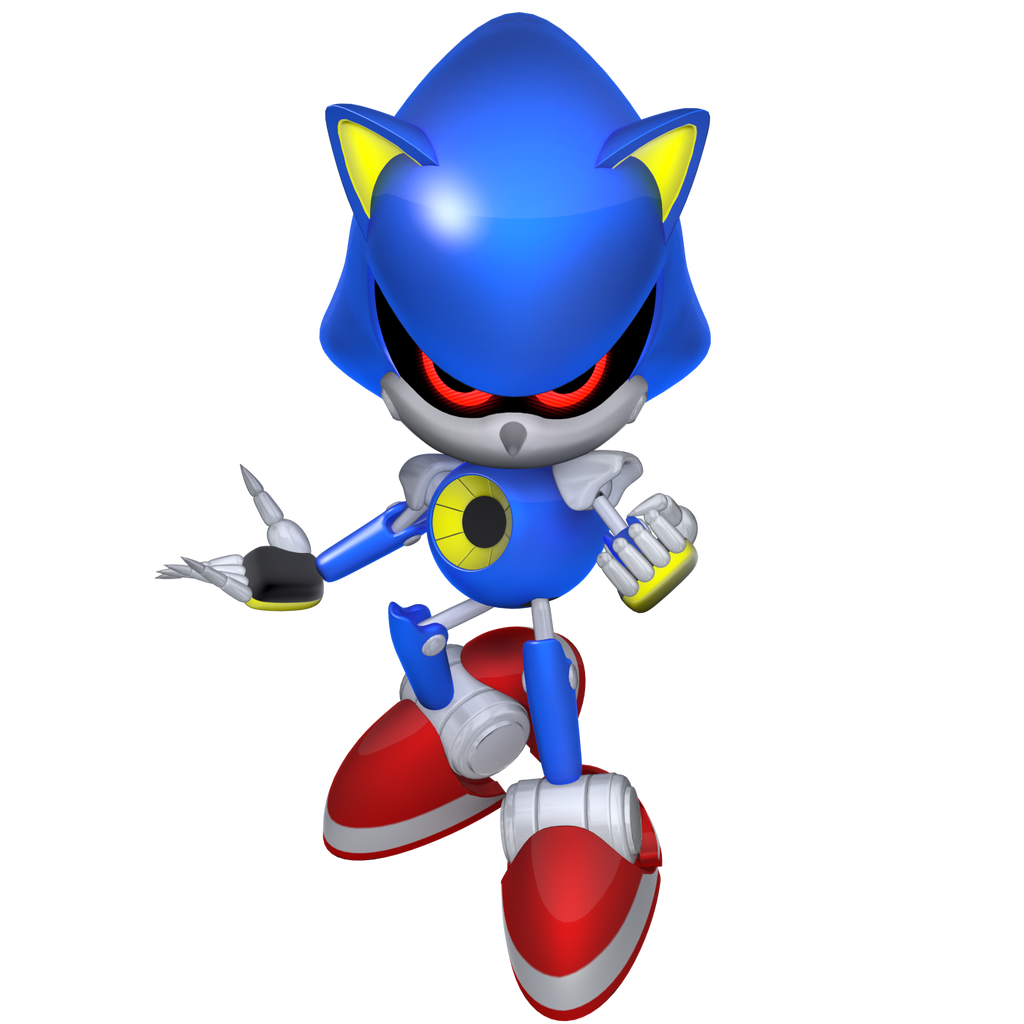 Classic Metal Sonic By JaysonJean On DeviantArt