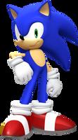 Sonic Standing Pose