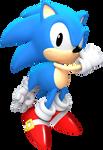 Classic Sonic Render