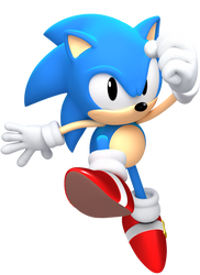 Probably my favorite Classic sonic render. by JaysonJeanChannel