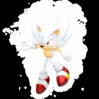 Hyper Sonic Render by JaysonJeanChannel