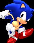 25th Anniversary Classic Sonic