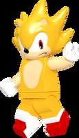 Lego Super Sonic