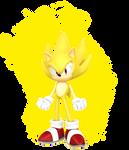Super Sonic Render 2017
