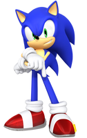 Sonic and Friends Sonic the Hedgehog by JaysonJeanChannel