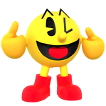 Pac Man Render