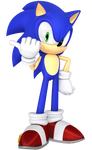 Sonic 2 Style Render.