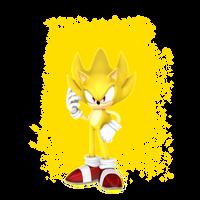 Super Sonic Random Render by JaysonJeanChannel