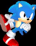 Blast through with Sonic Speed!