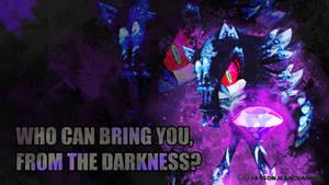 Mephiles the Dark Wallpaper