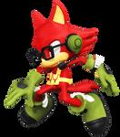 A Better Custom Character Render.