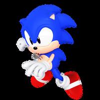 Sonic Underground Render by JaysonJeanChannel