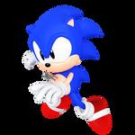 Sonic Underground Render