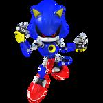 Updated Metal Sonic
