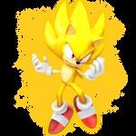 Super Sonic 2018 render