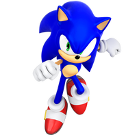 My version of the Sonic Forces Render by JaysonJeanChannel