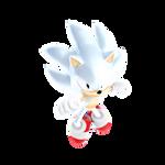 Mastered Ultra Instinct Sonic (Effectless)