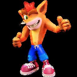 Crash Bandicoot by JaysonJeanChannel