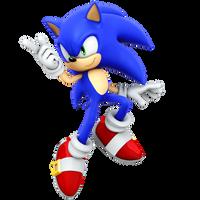 Brand New Sonic Render for Spring Break by JaysonJeanChannel