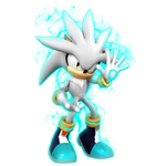 Silver the Hedgehog 2021 Render