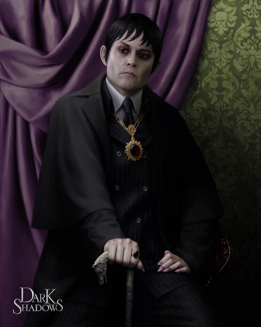 Dark Shadows by lpeters