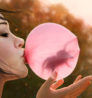Bubble Gum by lpeters