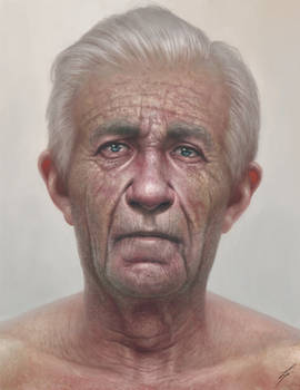 Elderly Portrait