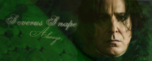 Severus Snape by Miarue