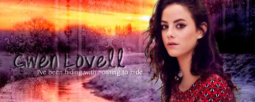 Gwen Lovell by Miarue