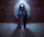 Shepard And Samara - Quiet Reflection