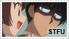 STFU Stamp by Shiro-Redfield
