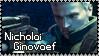 Comission: Nicholai Ginovaef Stamp 5 by Aletheiia90