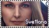 Svetlana Belikova Stamp by Aletheiia90