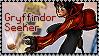Gryffindor Seeke Galahad by Aletheiia90