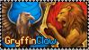 Gryffinclaw Stamp by Aletheiia90