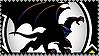 Gargoyles Stamp 1 by Aletheiia90