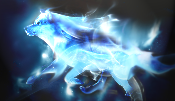 how to get the dragon patronus on pottermore