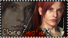 Claire Redfield-Rev2 Stamp by Aletheiia90