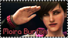 Moira Burton Stamp by Aletheiia90