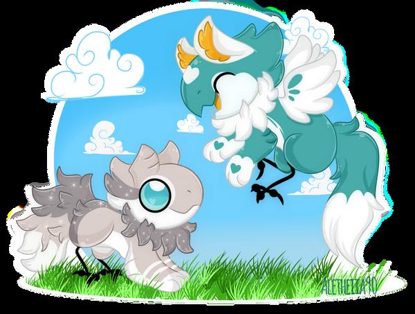 Keru and Altair