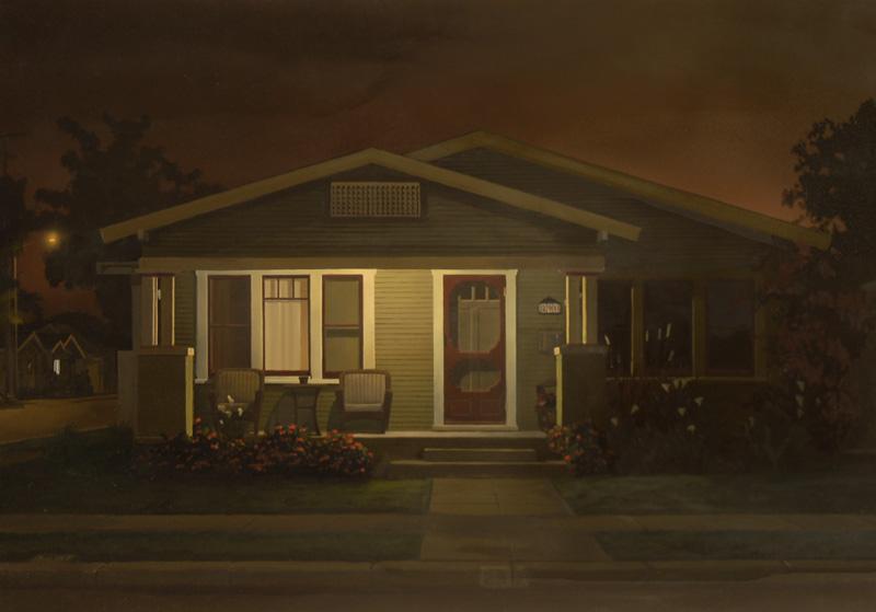 House in Orange by markhosmer
