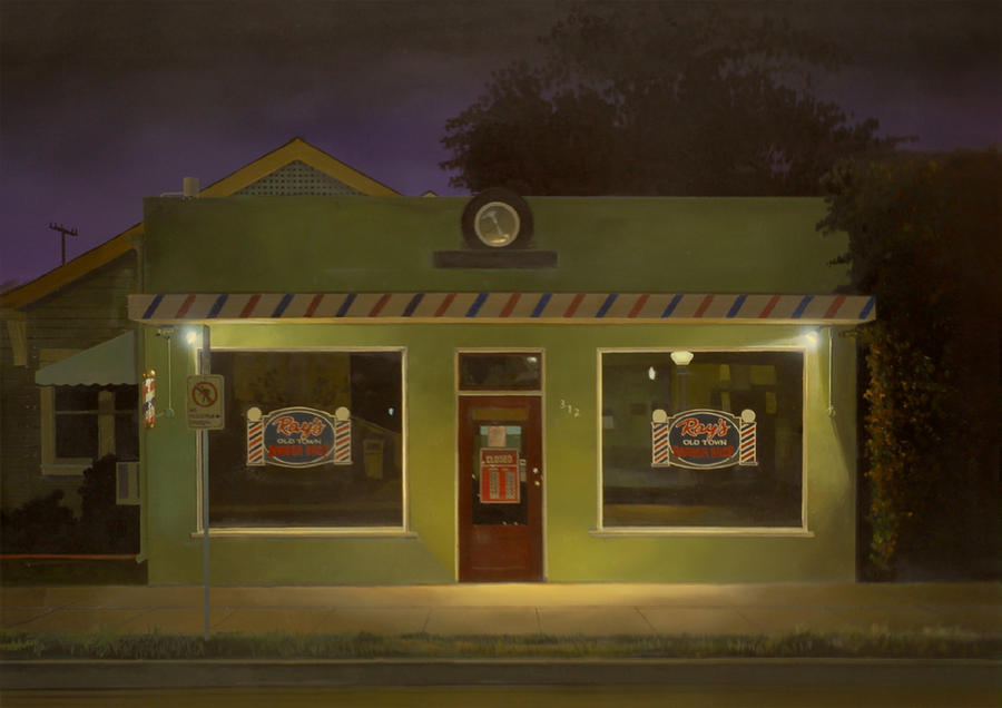 Ray's Old Town Barber Shop by markhosmer