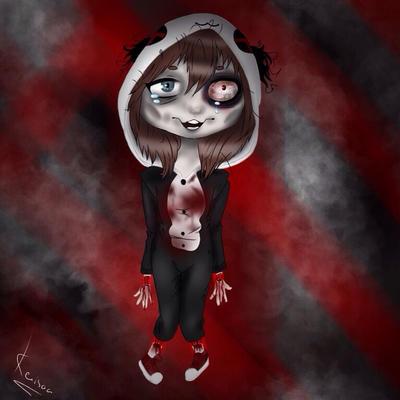 [creepypasta] Bloody Klowi by Keiisaa