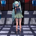 MMD Hatsune Miku [DL][DOWNLOAD]