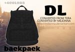 MMD TERA Backpack [DL] [DOWNLOAD]