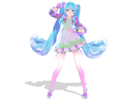 TDA Miku St. Valentine's Day [DL][DOWNLOAD] by Milionna